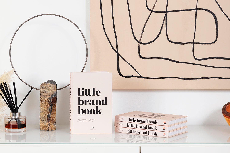 little brand book actual display image for kalika.com