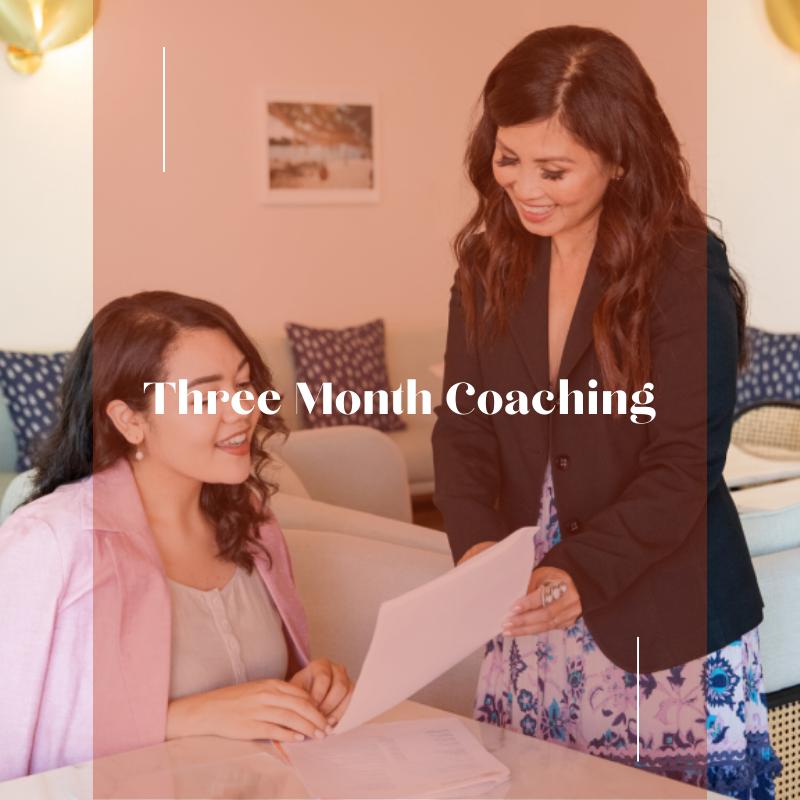 Three Month Coaching Main image for kalika.com