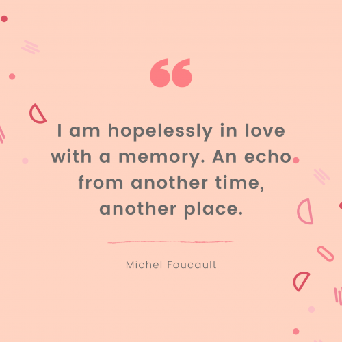 Michel Foucault Image quote was uploaded to kalika.com