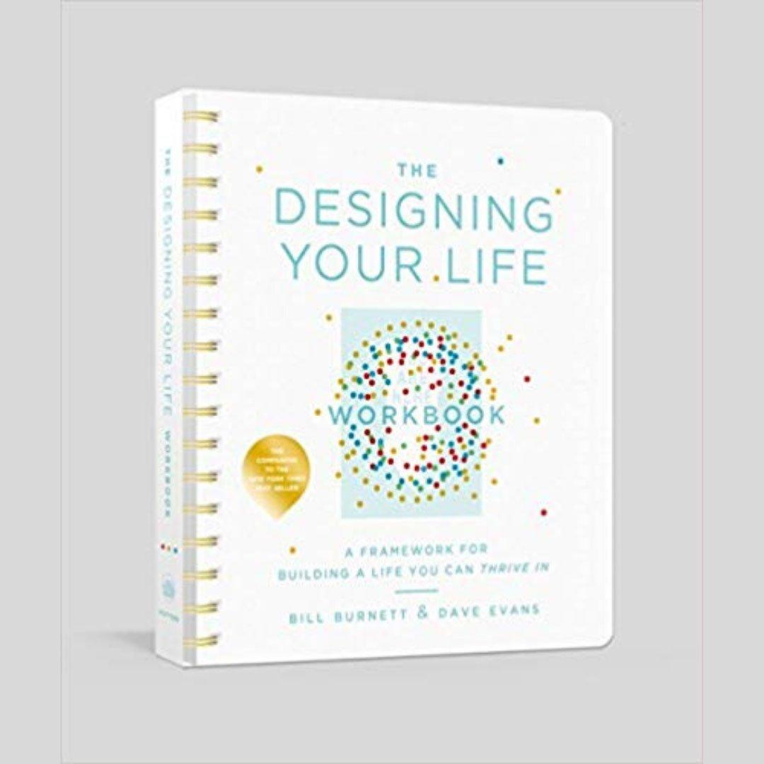 The Designing your life by Bill Burnett & Dave Evans for kalika.com