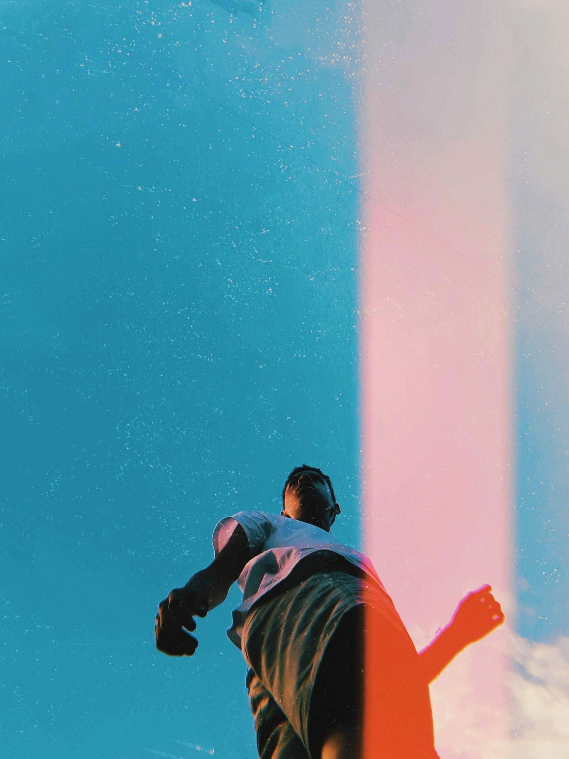 Image of a boy standing was uploaded on kalika.com