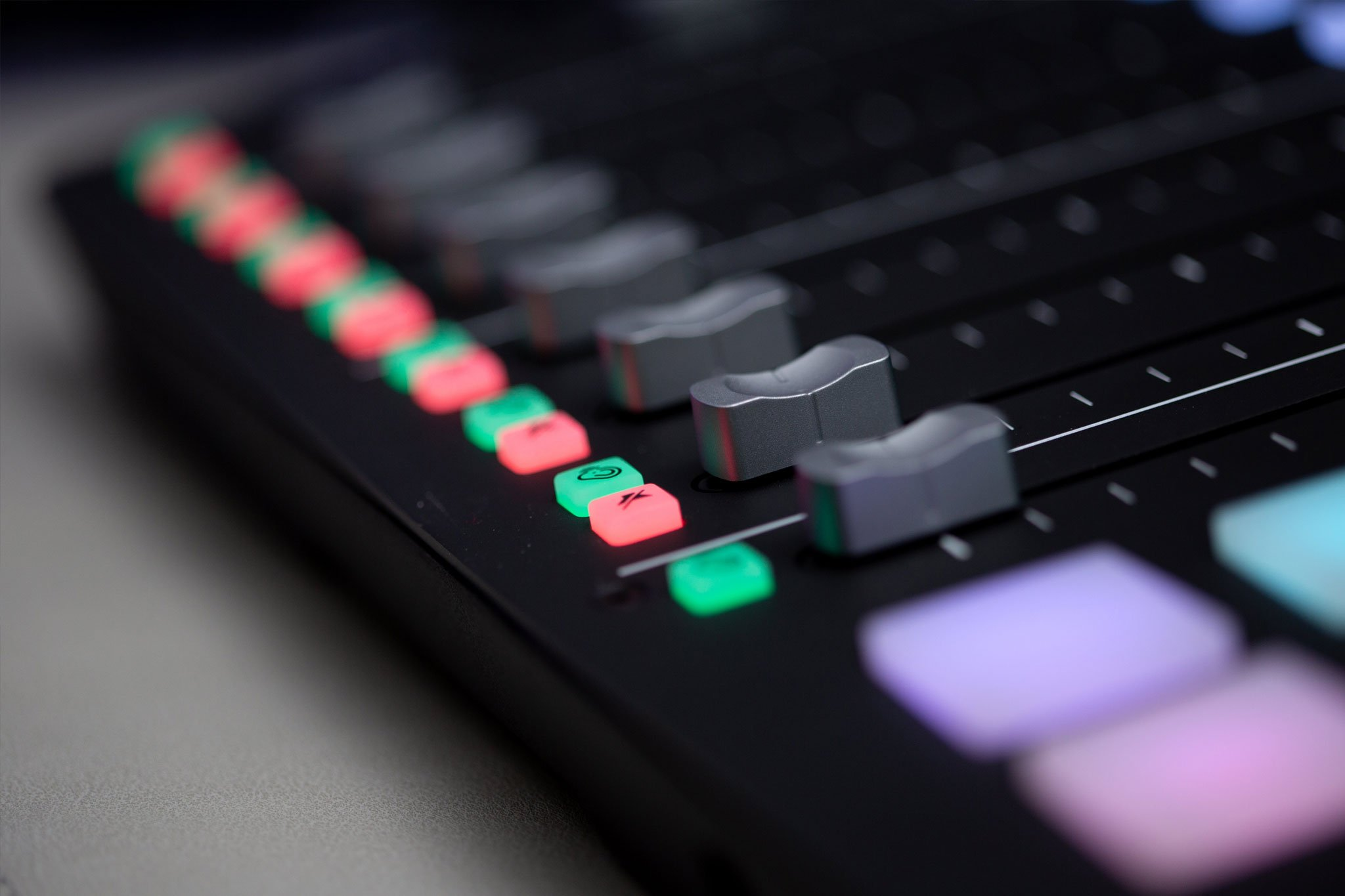 Image of an audio mixer was uploaded in How to Podcast blog post