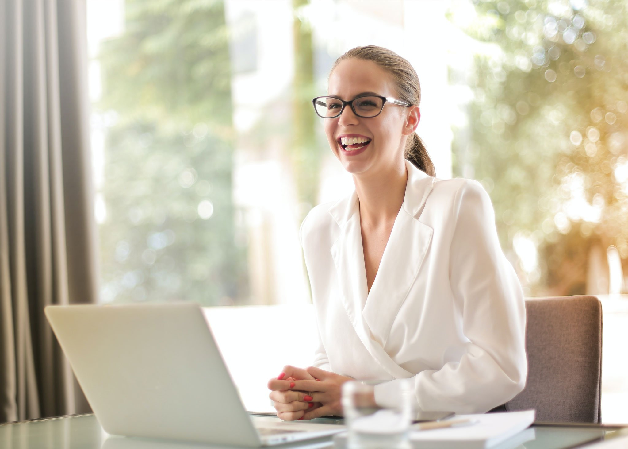 Image of a A woman entrepreneur featured in All the Right Moves blog post