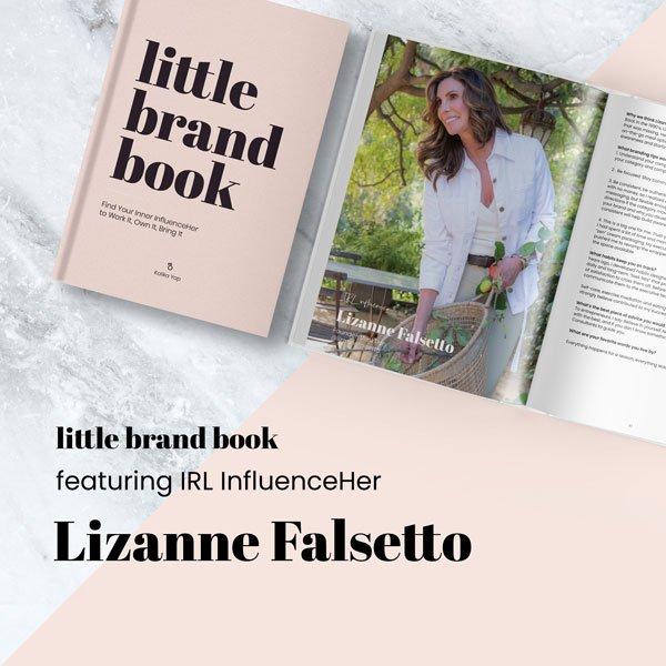 Little Brand Book featured Lizzanne Falsetto