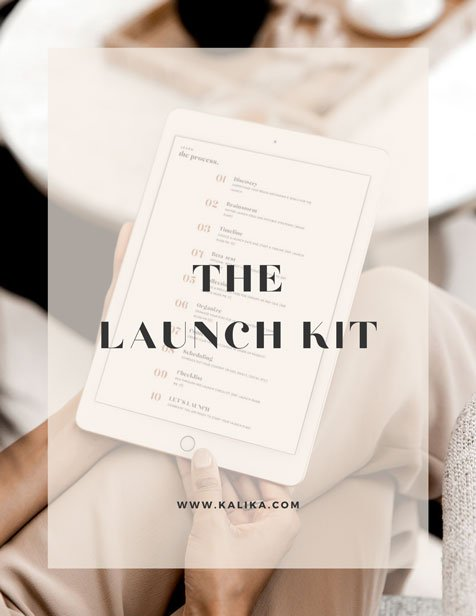 The Launch Kit by kalika yap for online marketing file