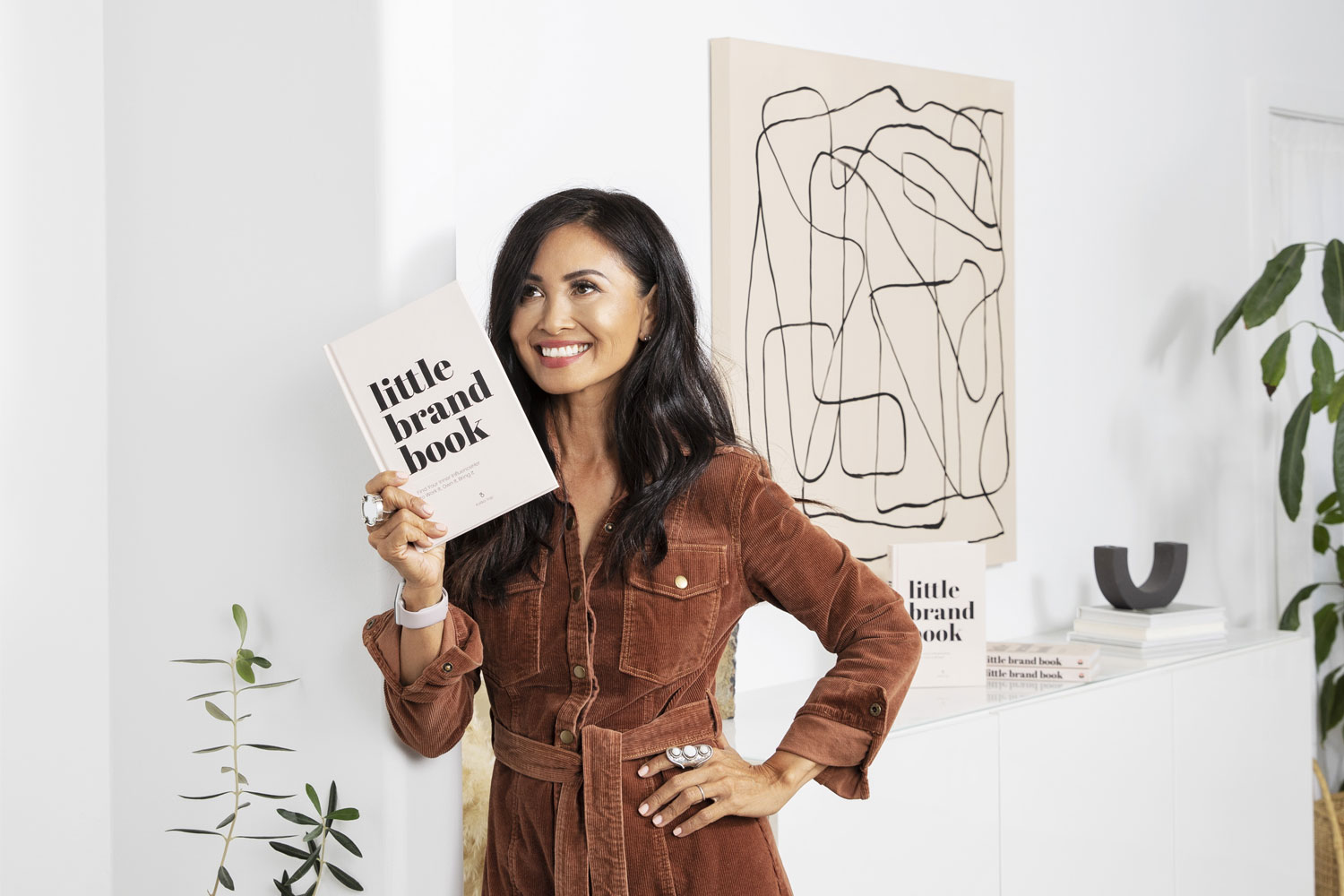 little brand book author Kalika Yap shares her knowledge about branding