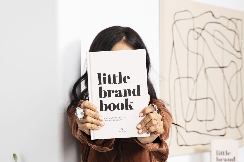 Little brand book is for aspiring entrepreneurs