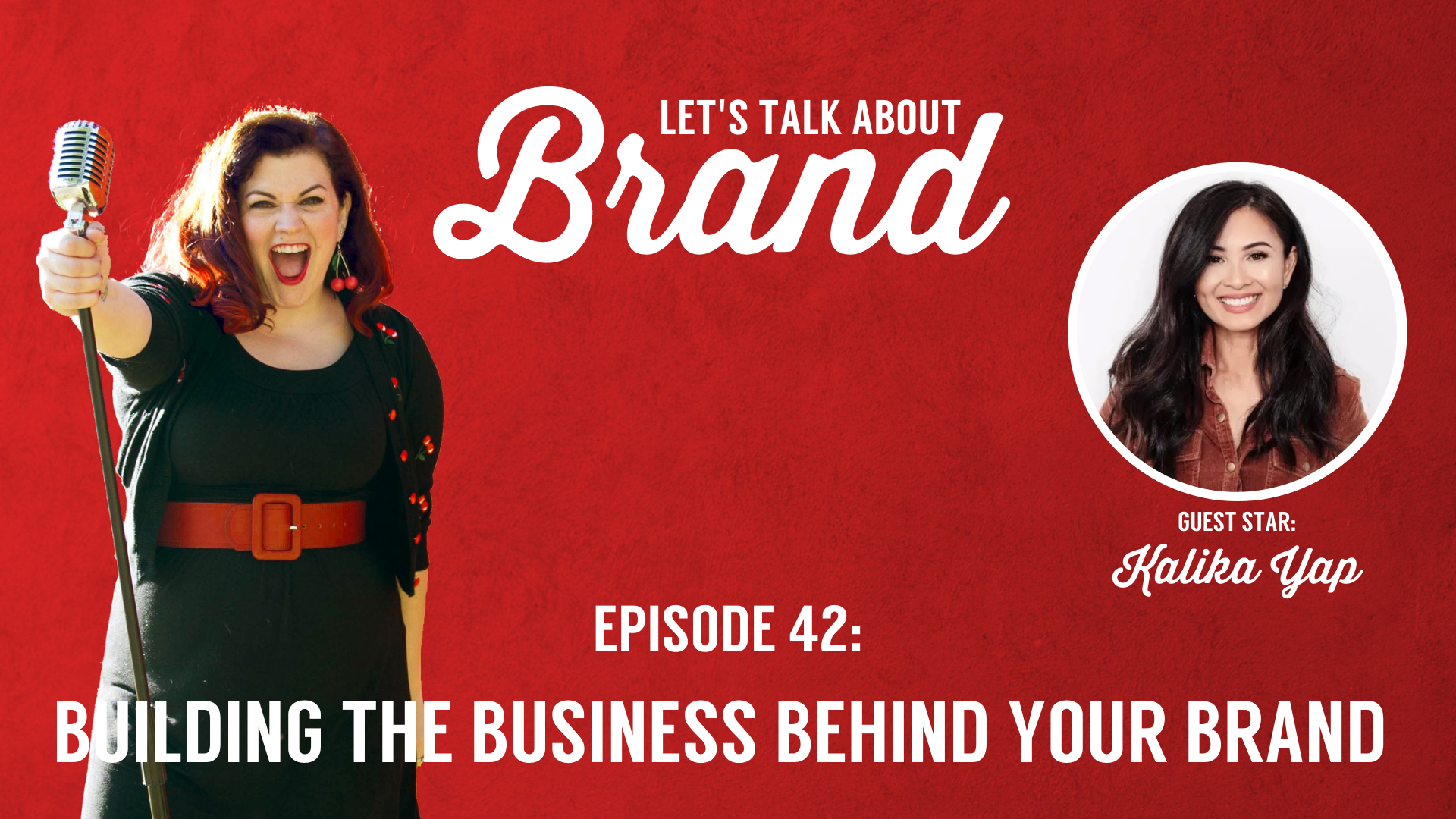 Let's Talk About Brand Show